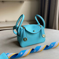 Littlebunnystore LD 22 cm togo PU in light blue