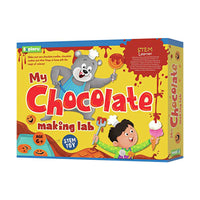 Explore - My Chocolate  Making Lab  - STEM Learner - Multicolor for kids, Age 6+