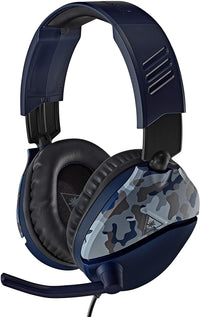 TURTLE BEACH Ear Force Recon 70, Blue Camo (PS4) - TBS-6555-02
