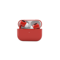 Merlin Craft Apple Airpods Pro Red Glossy