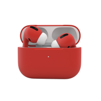 Merlin Craft Apple Airpods Pro Red Matte