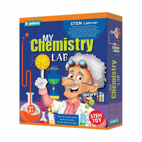 Explore - My Chemistry Lab - STEM Learner - Multicolor for kids, Age 6+