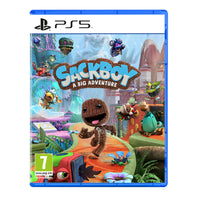 Sackboy: A Big Adventure - PS5