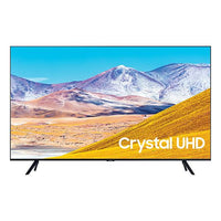 Samsung Crystal UHD 4K Flat Smart TV - TU8000 (2020)