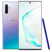 Samsung Note10+ 5G 256GB 12GB Single Sim Smartphone