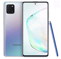 Samsung Galaxy Note 10 Lite Smartphone with S pen, 128GB, 8GB RAM, UAE Version