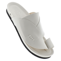 Neqwa Arabic Traditional Sandals Granada - Ivory