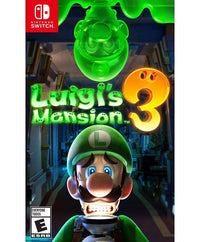 Luigi's Mansion 3 Switch (NTSC)