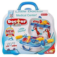 14-Pieces Little Doctor On The Go Play-set For Ages 3 +