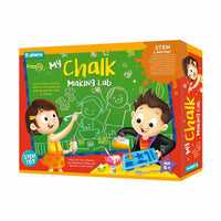 Explore - My Chalk Making Lab - STEM Learner - Multicolor for kids, Age 6+