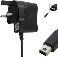 Replacement Wall Charger For Nintendo 3DS XL/LL, 3DS XL/LL, 3DS, 2DS, DSi xL/LL, Dsi