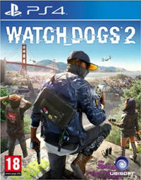 Watch Dogs 2 by Ubisoft - Pal PlayStation 4