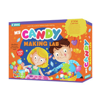 Explore - My Candy Making Lab -STEM Learner - Multicolor for kids, Age 6+