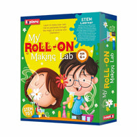Explore - My Roll-on Making Lab - STEM Learner - Multicolor for kids, Age 6+