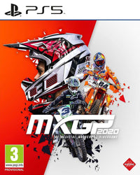 PS5 MXGP 20 The Official Motocross Videogame