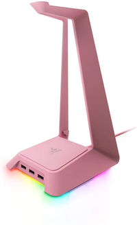 Razer Base Station Chroma Quartz, Chroma SDK compatibility, Fully programmable with Razer Synapse, Pink | RC21-01190200-R3M1