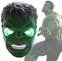 Hulk Glowing Mask For Kids (Ages 3+)