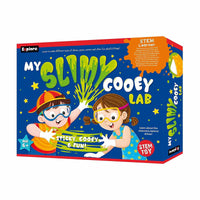 Explore - My Slimy Gooey Lab - STEM Learner - Multicolor for kids, Age 6+