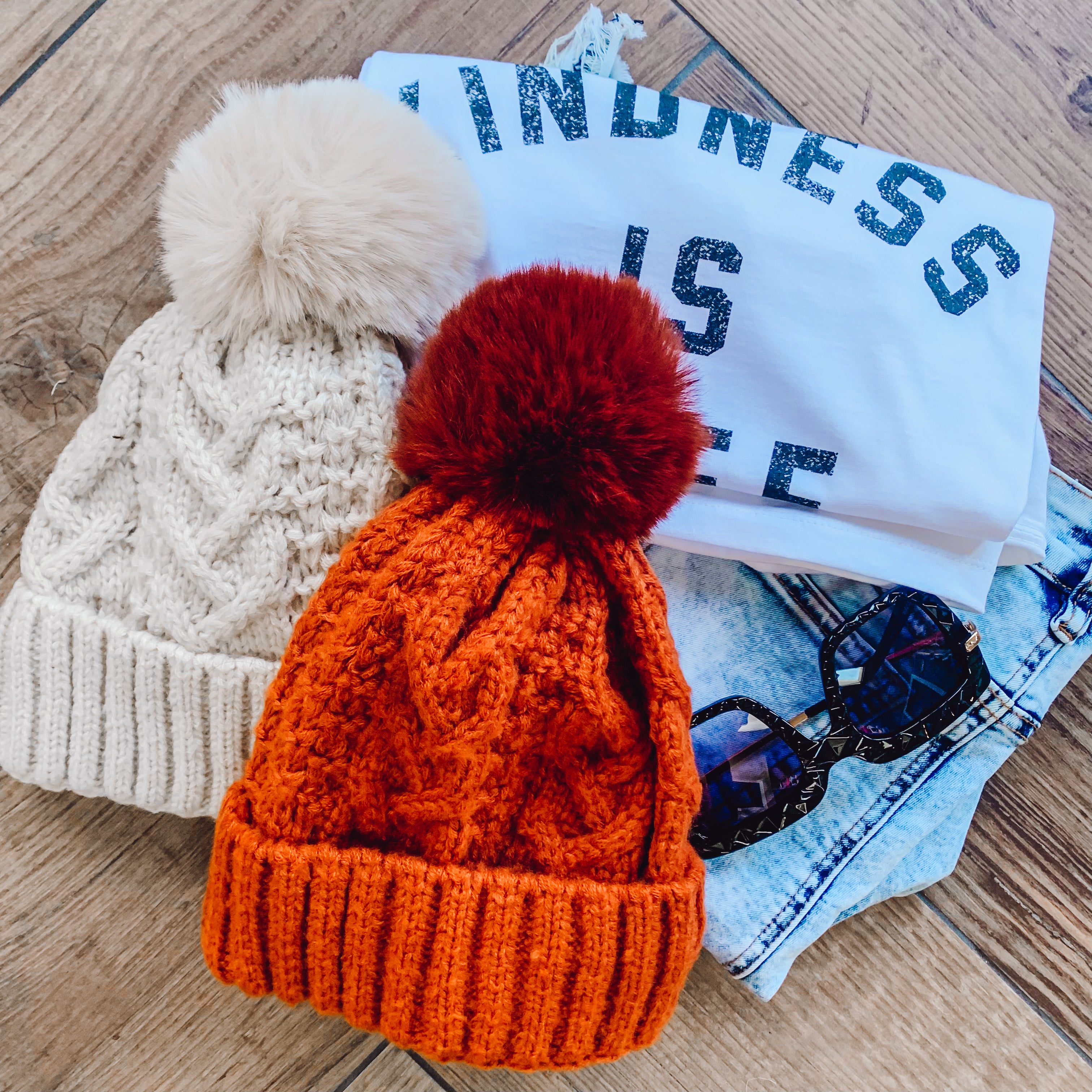 Thermal Lining Beanies