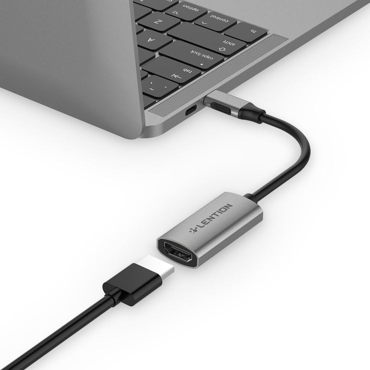 LENTION USB C to HDMI Adapter(UK Warehouse in Stock)