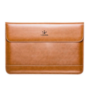 $21.99 - LENTION Split Leather Sleeve Case for MacBook and Ultra Slim Laptop (PCB-A200 Series)