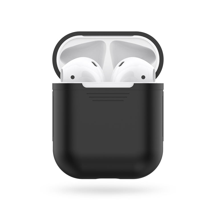 Apple AirPods Case Wireless Charging Black APS-S40 - Lention