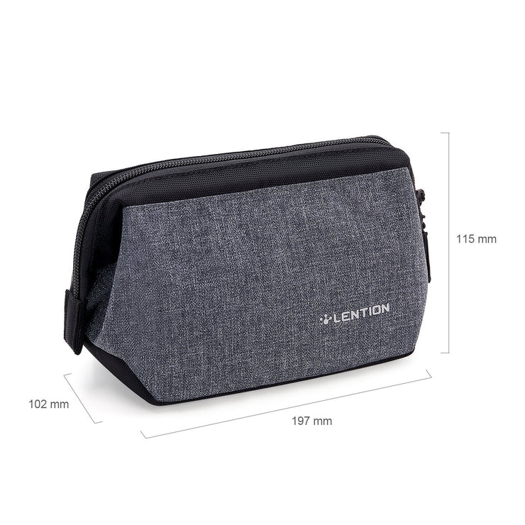 Lention Compact Electronic Gadget Sleeve Case | ALention.com:  Electronics