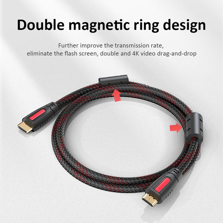 4K High-Speed HDMI to HDMI Cable with PVC|Lention