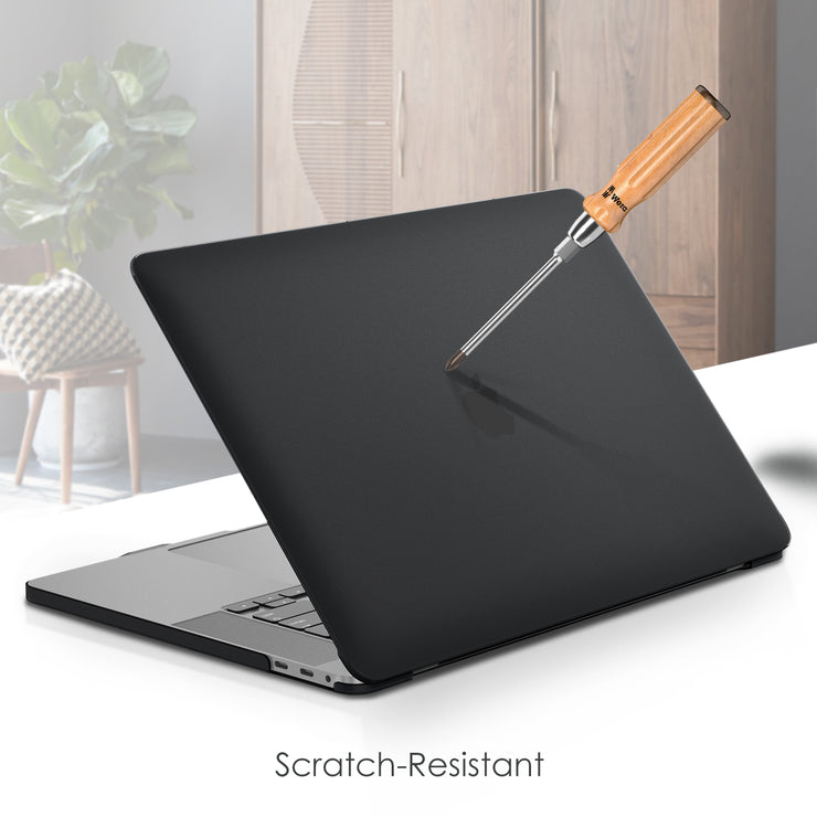 LENTION Matte Finish Hard Case with Dust Plugs compatible with MacBook Pro (16 inch, 2019, Model A2141) (MS-PRO16T)