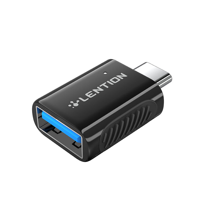 LENTION USB-C to USB 3.0 Adapter (3 Pack) OTG Converter (CB-C3s-3) (US Warehouse in Stock)
