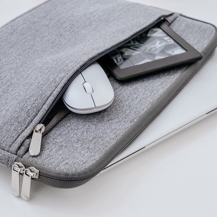 Buy Gray & Blue Briefcase for MacBook Air/Pro(PCB-C500 Series) at Lention.com