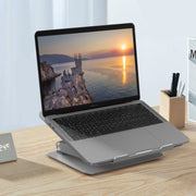 L5 Adjustable Height Laptop Stand Desk Riser with Multiple Angle | Lention.com