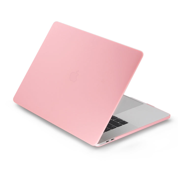 "MacBook Pro 15"" Case - Matte Finish Hard Case (Frost blue / Frost pink / White/Black) – Lention.com"