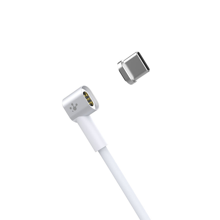 86W Magnetic USB-C to USB-C Tough Series Cable(6.6ft) - Lention(PC330)