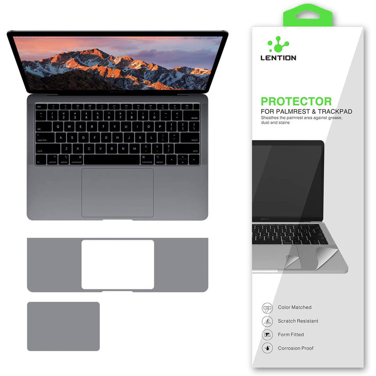Palm Rest Skin Case For New MacBook Air (13-inch, 2018-2020, with Thunderbolt 3/ USB4 Ports) | Lention.com
