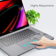 Lention.com: MacBook Pro 16-inch Palm Rest Skin, Palm Rest Skin for MacBook Pro (16-inch, 2019, with Thunderbolt 3 Ports), MacBook Pro 16 inch Accessories, Space Grey.