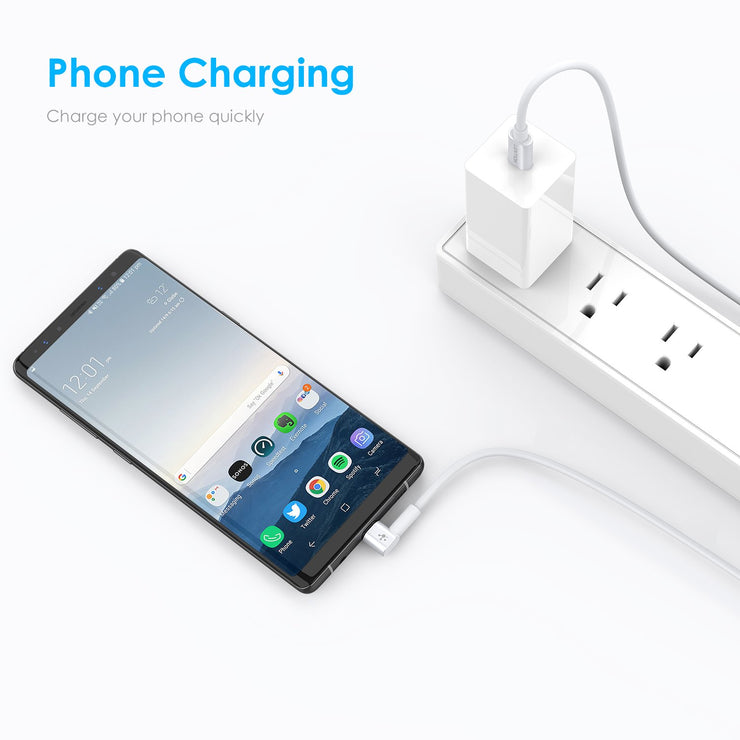 LENTION 6.6ft Magnetic Type C Tough Series Cable Support 86w Fast Charging & Data Transfer