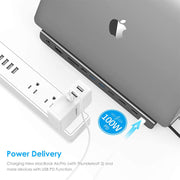 Lention(CB-C95) : Macbook docking station - 4K HDMI & DisplayPort, USB 3.0/2.0