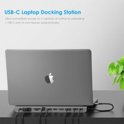 Lention USB-C Universal docking station,USB 3.0/2.0: Lention.com: Computers &  Accessories