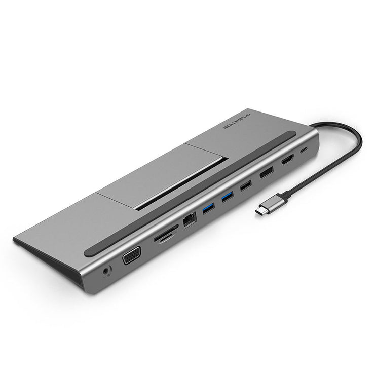 Lention.com:USB C Best Selling 11-in-1 Laptop Docking Station(CB-C95):Computers & Accessories