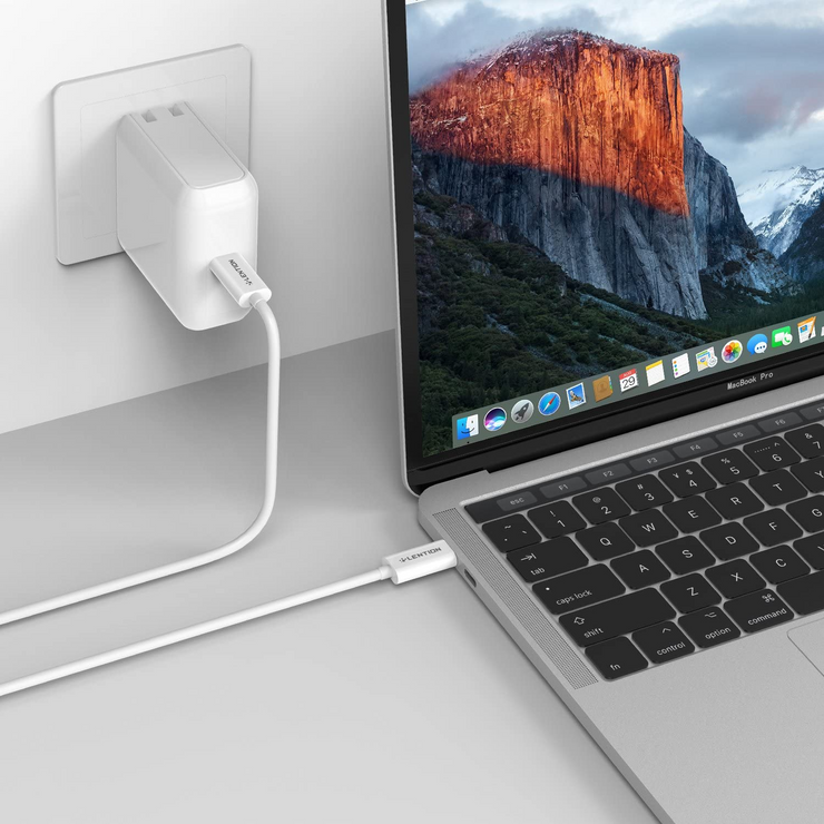 Lention USB-C Cable with USB-C Connector(3.3ft) - Lention