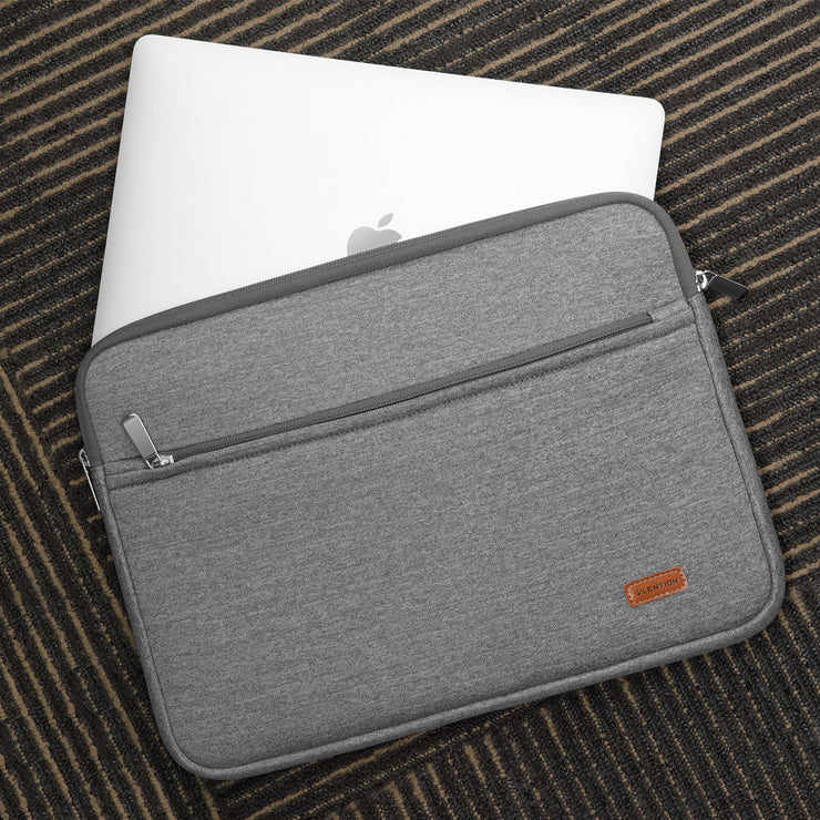 LENTION Gray & Blue Briefcase for MacBook Air/Pro and More, $17.99 | Lention Store