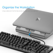 LENTION 360° Rotating Laptop Notebook Stand (Stand-L2)