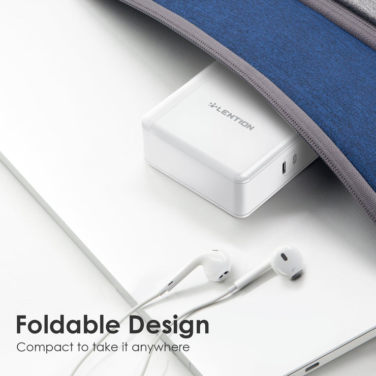 Lention.com: USB Wall Charger, 60W USB C Wall Charger with Fast Charge PD Adapter Compatible with Samsung Galaxy Book / Galaxy S10 / S9 / S9 Plus / S8 / S8 Plus / Note 9 / 8 / LG G5 / G4 / V20 / V30