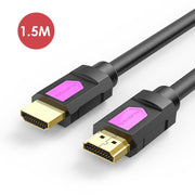 4K High-Speed HDMI to HDMI Cable - 1.5m PVC