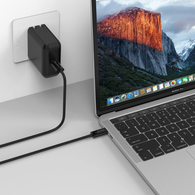 Lention.com: USB C to USB C Cable: Computers & Accessories