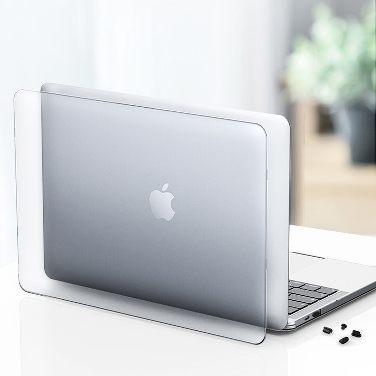 Plastic Anti-Fingerprint Hard Case For MacBook Pro (13-Inch,2016-2020, with Touch Bar)|cases for Model A1706/A1708/A1989/A2159 more - Lention.com
