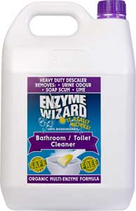 Bathroom and Toilet Cleaner