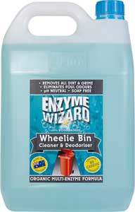 Wheelie Bin Cleaner