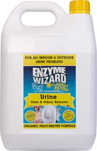 Urine and stain remover